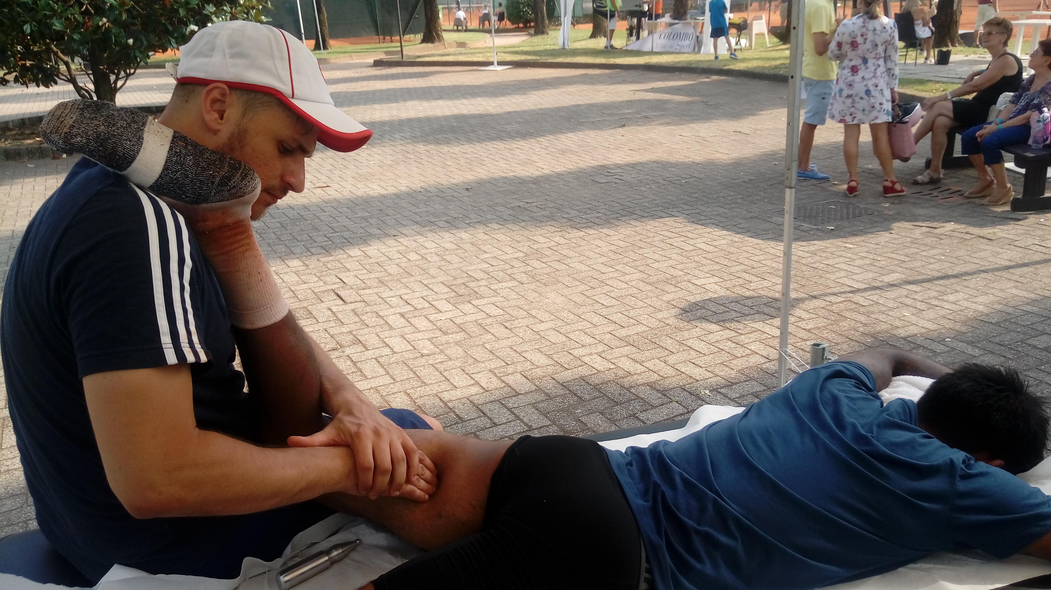 Matteo massage